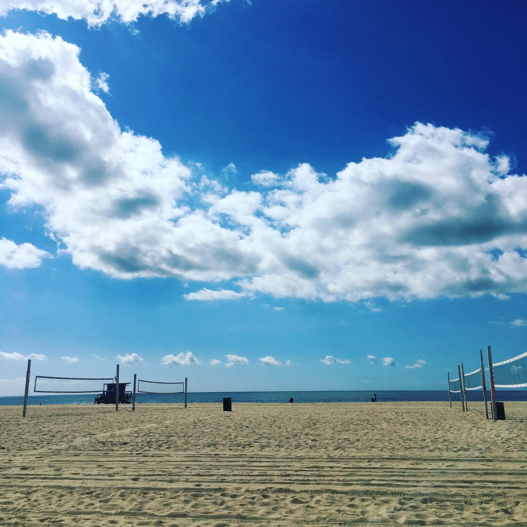 Why the Beach Gets an A+ for Health